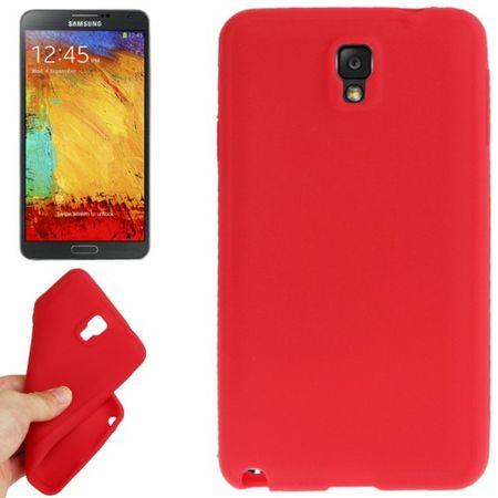 Schutzhülle Silikon für Handy Samsung Galaxy Note 3 N9000