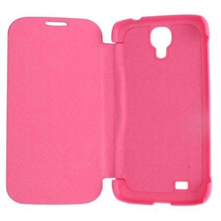 Handyhülle Schutzhülle (Flip Quer) für Handy Samsung Galaxy S4 GT-I9500 / GT-I9505 / LTE+ GT-I9506 / Value Edition GT-I9515 pink – Bild 5