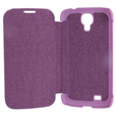 Handyhülle Schutzhülle (Flip Quer) für Handy Samsung Galaxy S4 GT-I9500 / GT-I9505 / LTE+ GT-I9506 / Value Edition GT-I9515 lila – Bild 5