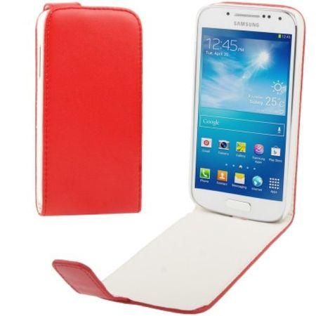 Schutzhülle Handy Tasche Flip für Samsung Galaxy S4 mini