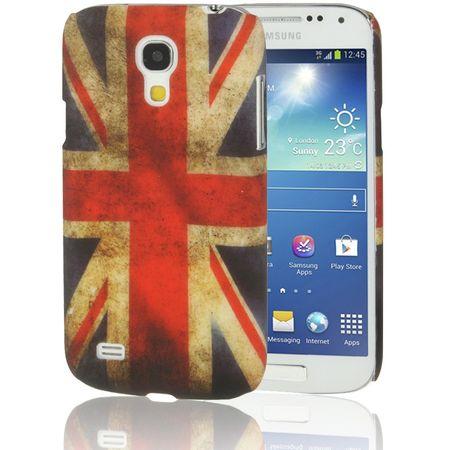 Hülle England Flagge TPU Tasche für Samsung Galaxy S4 mini i9190