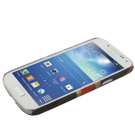 Hülle England Flagge TPU Tasche für Samsung Galaxy S4 mini i9190 – Bild 2