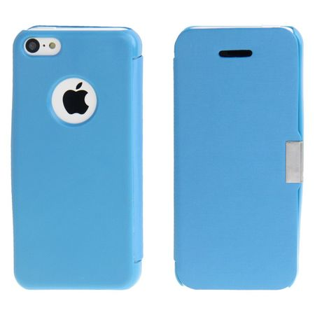 Handyhülle für Handy Apple iPhone 5c hellblau