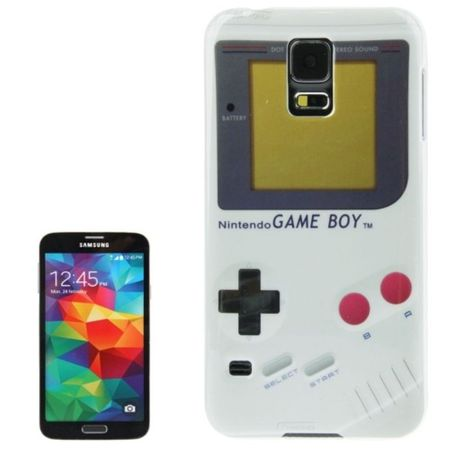 Hard Case Hülle Gameboy für Handy Samsung Galaxy S5 / S5 Neo