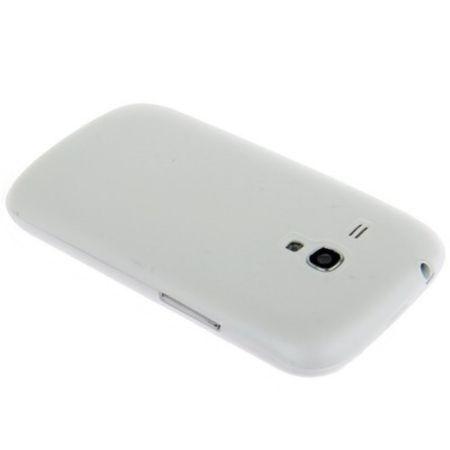 Schutzhülle Case Ultra Dünn 0,3mm für Handy Samsung Galaxy S3 mini i8190 / i8195 / i8200 Transparent