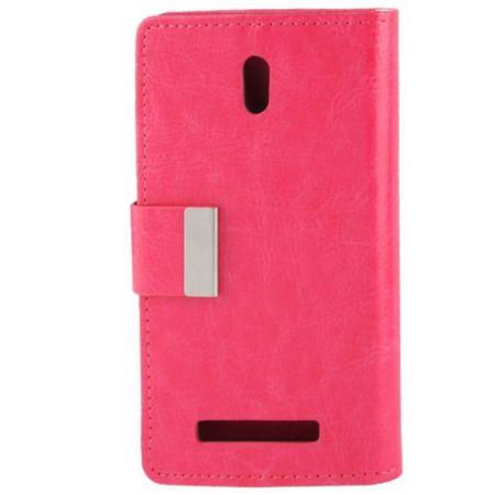 Handyhülle Tasche für HTC Desire 500 pink – Bild 3