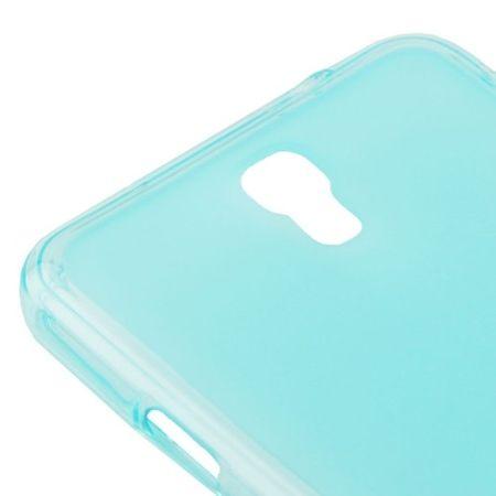 Handyhülle TPU Schutzhülle für Samsung Galaxy Note 3 Neo N7505 transparent blau – Bild 3
