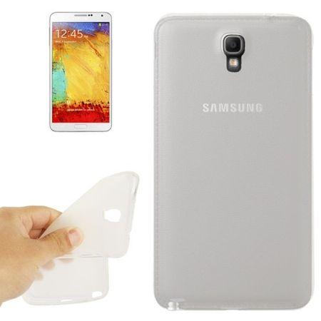 Handyhülle TPU Schutzhülle für Samsung Galaxy Note 3 Neo N7505 transparent – Bild 1