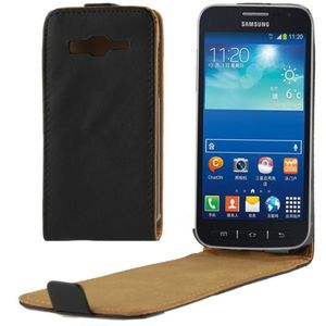 Flip Handy Tasche Case für Handy Samsung Galaxy Core Advance