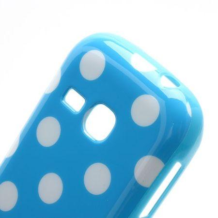 Schutzhülle für Handy Samsung Galaxy Young S6310 Hellblau – Bild 3