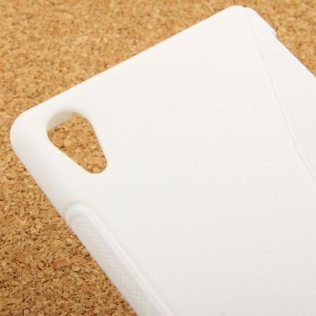 Handyhülle TPU-Schutzhülle für Sony Xperia Z2 weiß – Bild 3