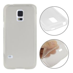 Handyhülle TPU Case für Samsung Galaxy S5 mini Transparent