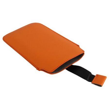 Handyhülle Tasche Slide Hülle Orange – Bild 4