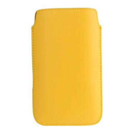 Handyhülle Tasche Slide Hülle Gelb – Bild 3