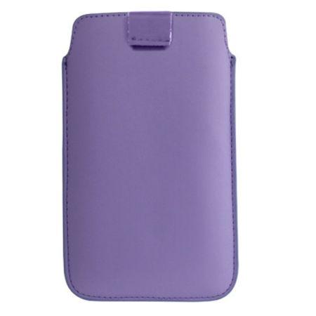 Handyhülle Tasche Slide Hülle Lila / Violett – Bild 2