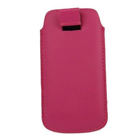 Handyhülle Tasche Slide Hülle Pink – Bild 1