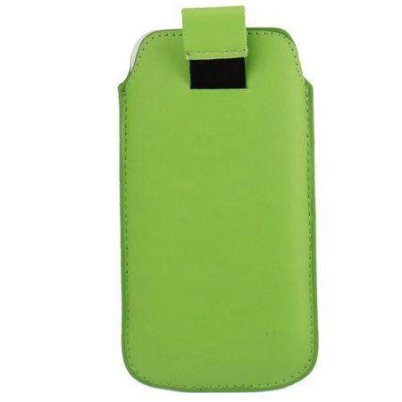 Handyhülle Tasche Slide Hülle Grün – Bild 1