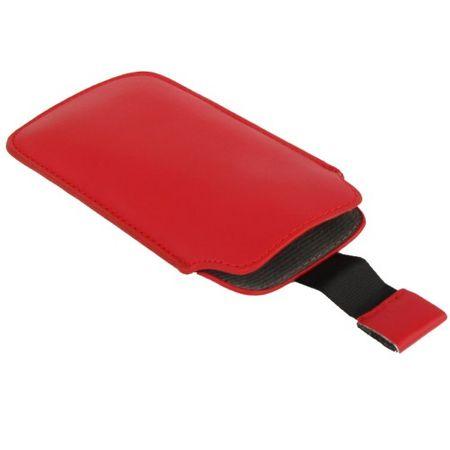 Handyhülle Tasche Slide Hülle Rot – Bild 3
