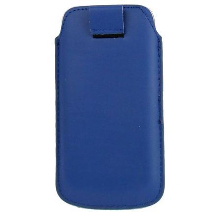 Handyhülle Tasche Slide Hülle Blau – Bild 1