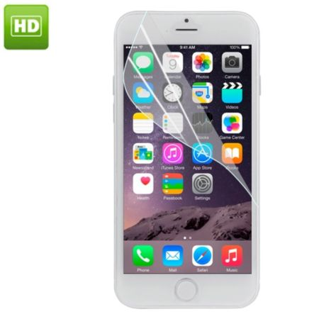 Schutzfolie klar für Handy Apple iPhone 6 Plus 5.5""