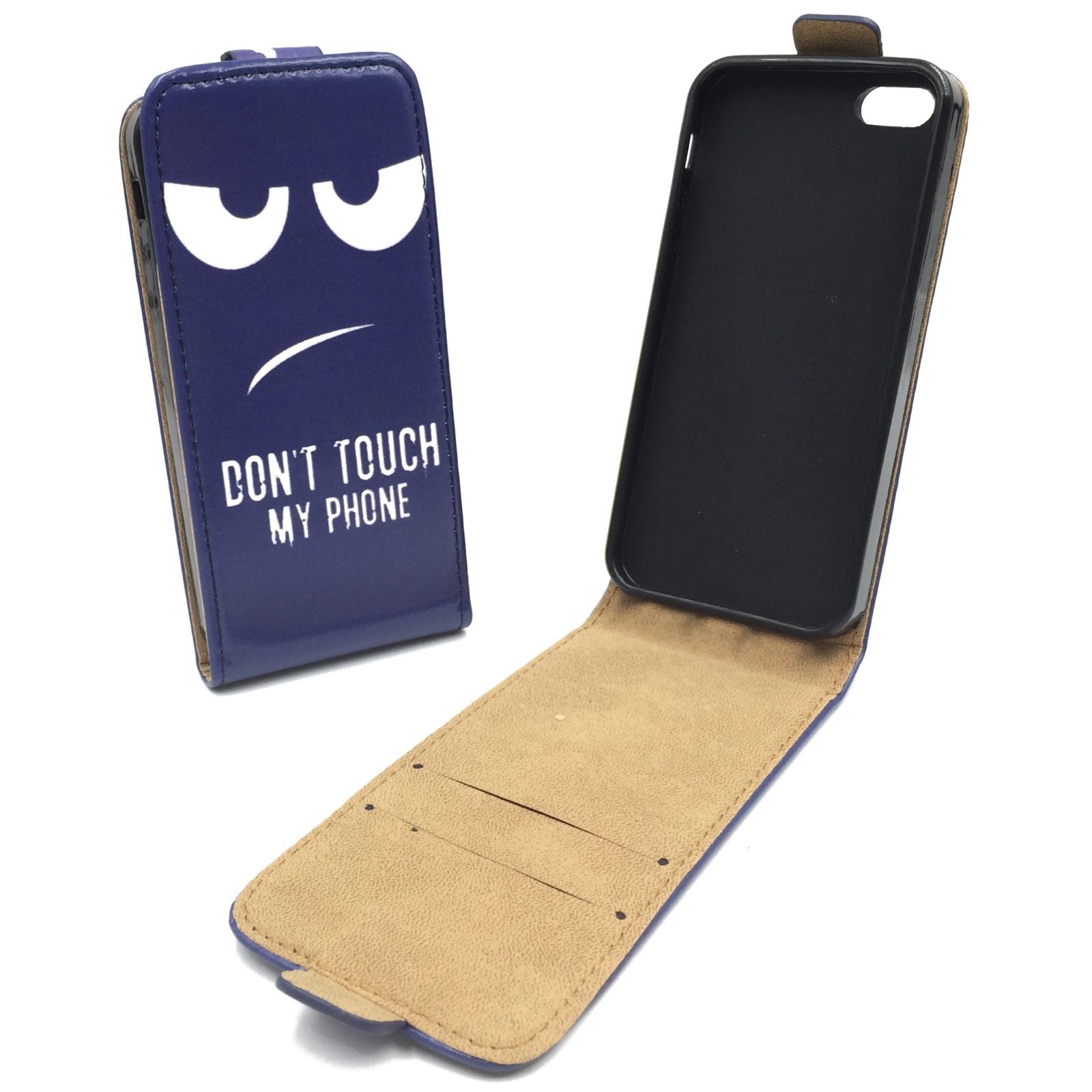 handyh lle tasche f r handy apple iphone se 5 5s dont. Black Bedroom Furniture Sets. Home Design Ideas