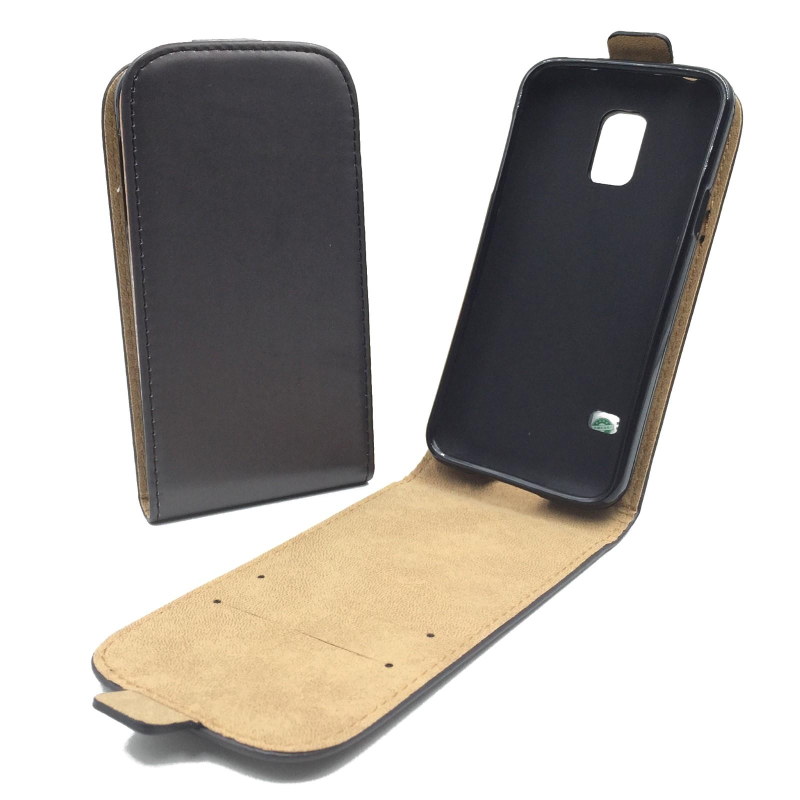samsung galaxy s5 mini handy tasche flip cover schutz. Black Bedroom Furniture Sets. Home Design Ideas