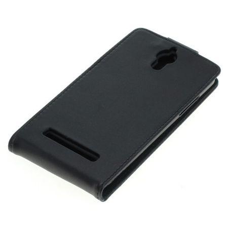 OTB Tasche Handy Case Kunstleder für Handy Coolpad Porto S Flipcase Schwarz Neu – Bild 2