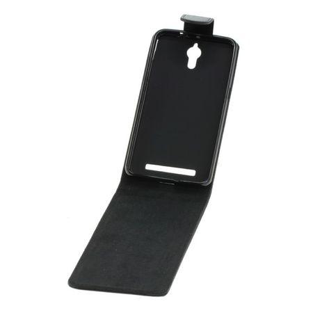 OTB Tasche Handy Case Kunstleder für Handy Coolpad Porto S Flipcase Schwarz Neu – Bild 3