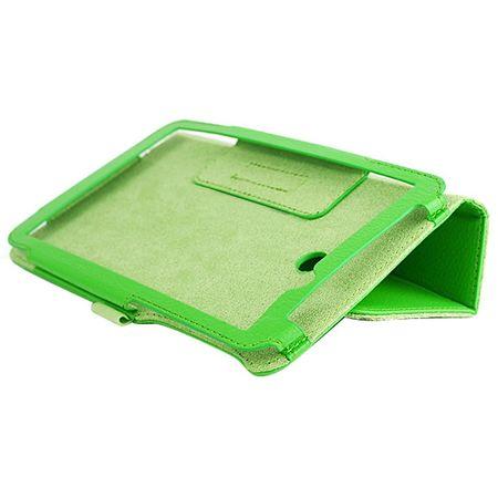 Schutzhülle Tablettasche (Flip Quer) für ASUS Fonepad 7 FE375CG Grün – Bild 3