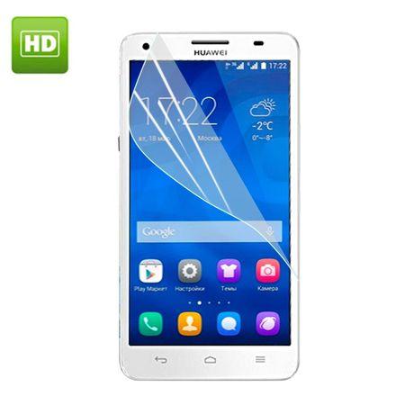 Schutzfolie Klar für Handy Huawei Honor 3X