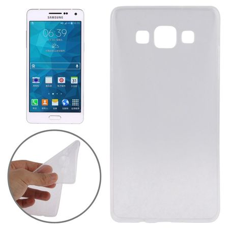 Samsung Galaxy A5 Transparent Case Hülle Silikon