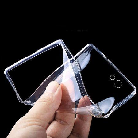 Samsung Galaxy S3 Mini Transparent Case Hülle Silikon – Bild 2