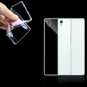 Sony Xperia Z3 Transparent Case Hülle Silikon