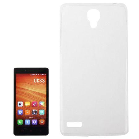 Xiaomi Redmi Note Transparent Case Hülle Silikon