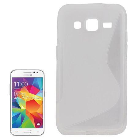 Handyhülle TPU-Schutzhülle für Samsung Galaxy Core Prime Transparent