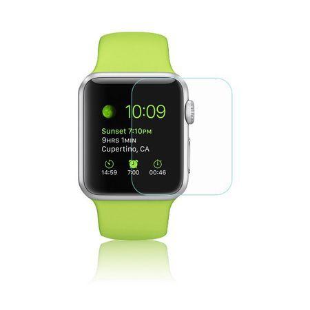 Apple Watch 38mm Displayschutzfolie 9H Verbundglas Panzer Schutz Glas – Bild 1