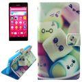 Handyhülle Tasche für Handy Sony Xperia Z4 Marshmallow 001