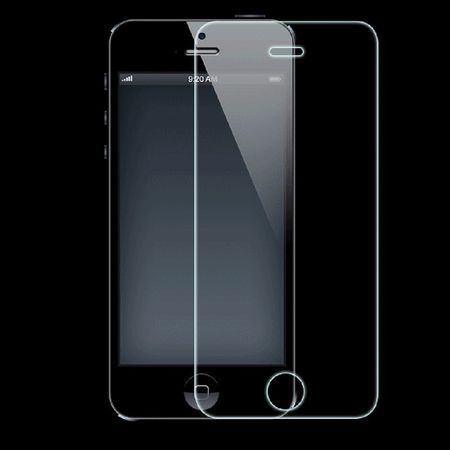 Apple iPhone 4 / 4s Displayschutzfolie 9H Verbundglas Panzer Schutz Glas Tempered Glas – Bild 1