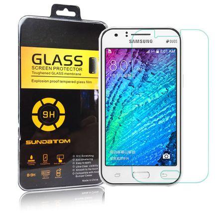 Samsung Galaxy J1 Displayschutzfolie 9H Verbundglas Panzer Schutz Glas Tempered Glas