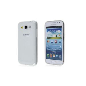 Samsung Galaxy Win Transparent Case Hülle Silikon