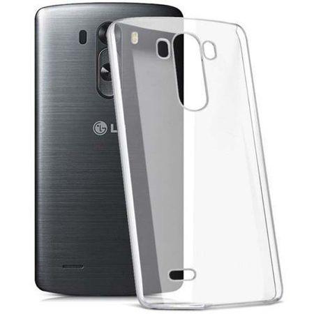 LG G2 Transparent Case Hülle Silikon