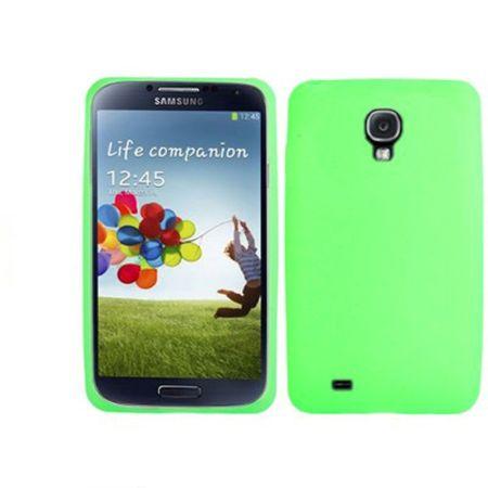 10 Stück Schutzhülle Case Hülle für Handy Samsung Galaxy S4 GT-I9500 / GT-I9505 / LTE+ GT-I9506 / Value Edition GT-I9515 grün