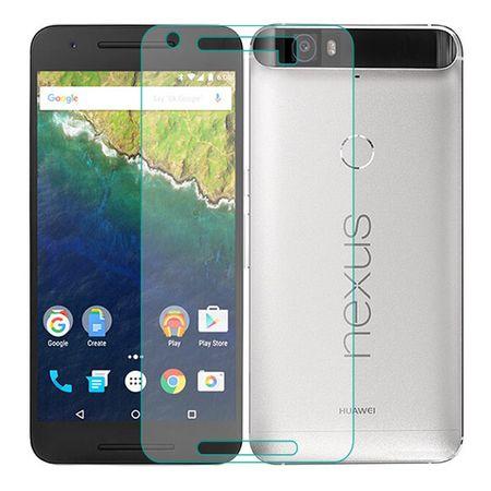 Huawei Google Nexus 6P Displayschutzfolie 9H Verbundglas Panzer Schutz Glas Tempered Glas