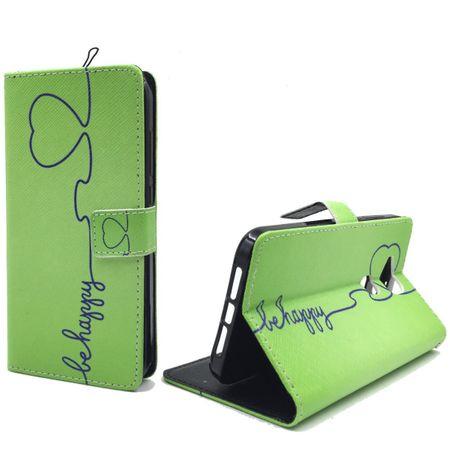 Handyhülle Tasche für Handy Huawei G8 Be Happy Grün