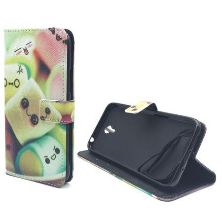 Handyhülle Tasche für Handy Lenovo ZUK Z1 Schriftzug Marshmallows – Bild 5