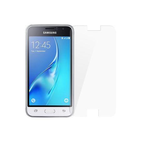 Samsung Galaxy J1 (2016) Displayschutzfolie 9H Verbundglas Panzer Schutz Glas Tempered Glas – Bild 2