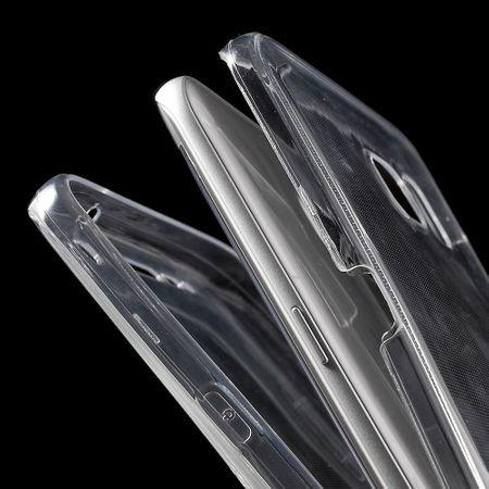 Crystal Case Hülle für Samsung Galaxy S7 Edge Transparent Full Body – Bild 5
