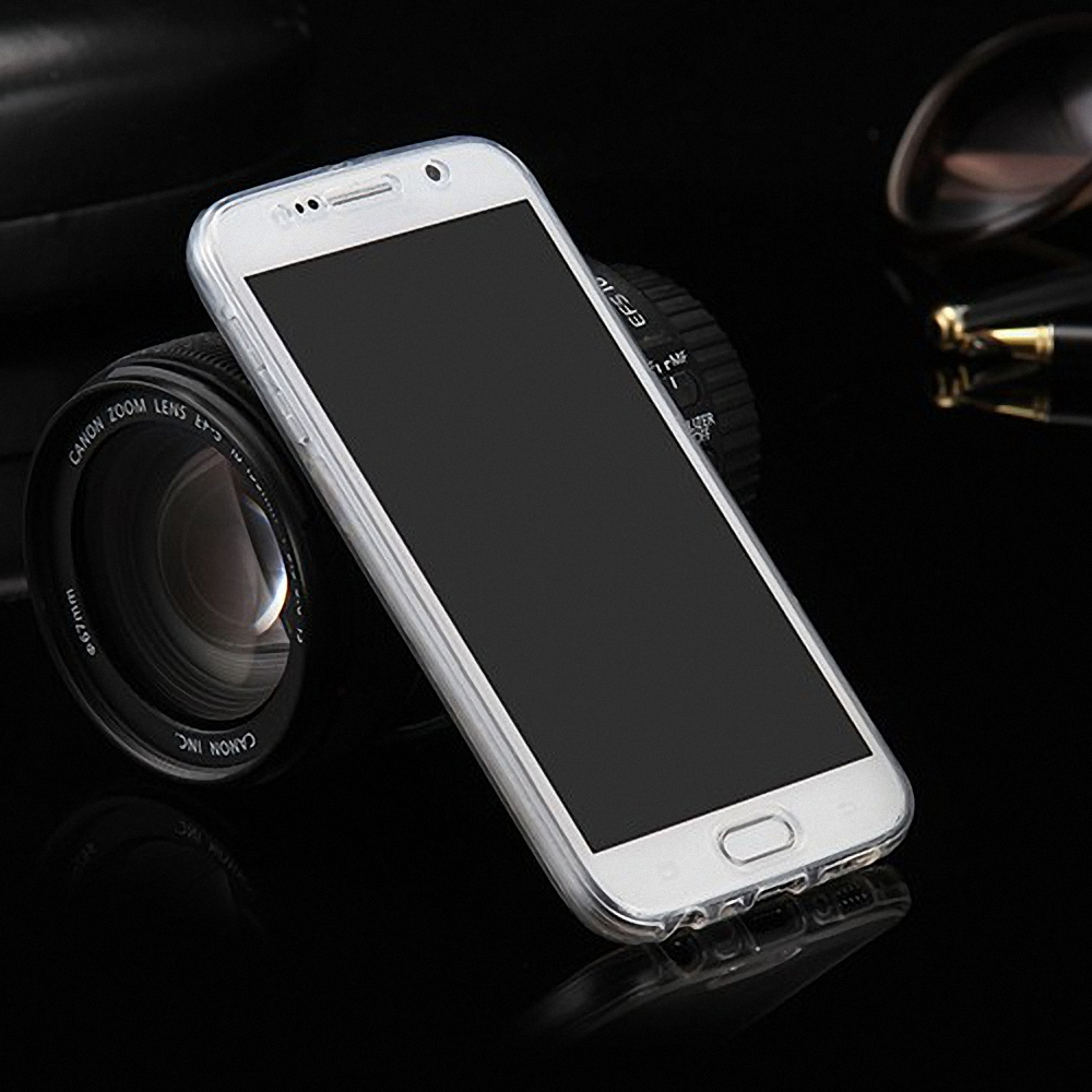 Tpu samsung galaxy s3 s3 neo - King Shop Full Tpu Case For Samsung Galaxy S3 S3 Neo Protection Cover Phone Transparent Cover 360