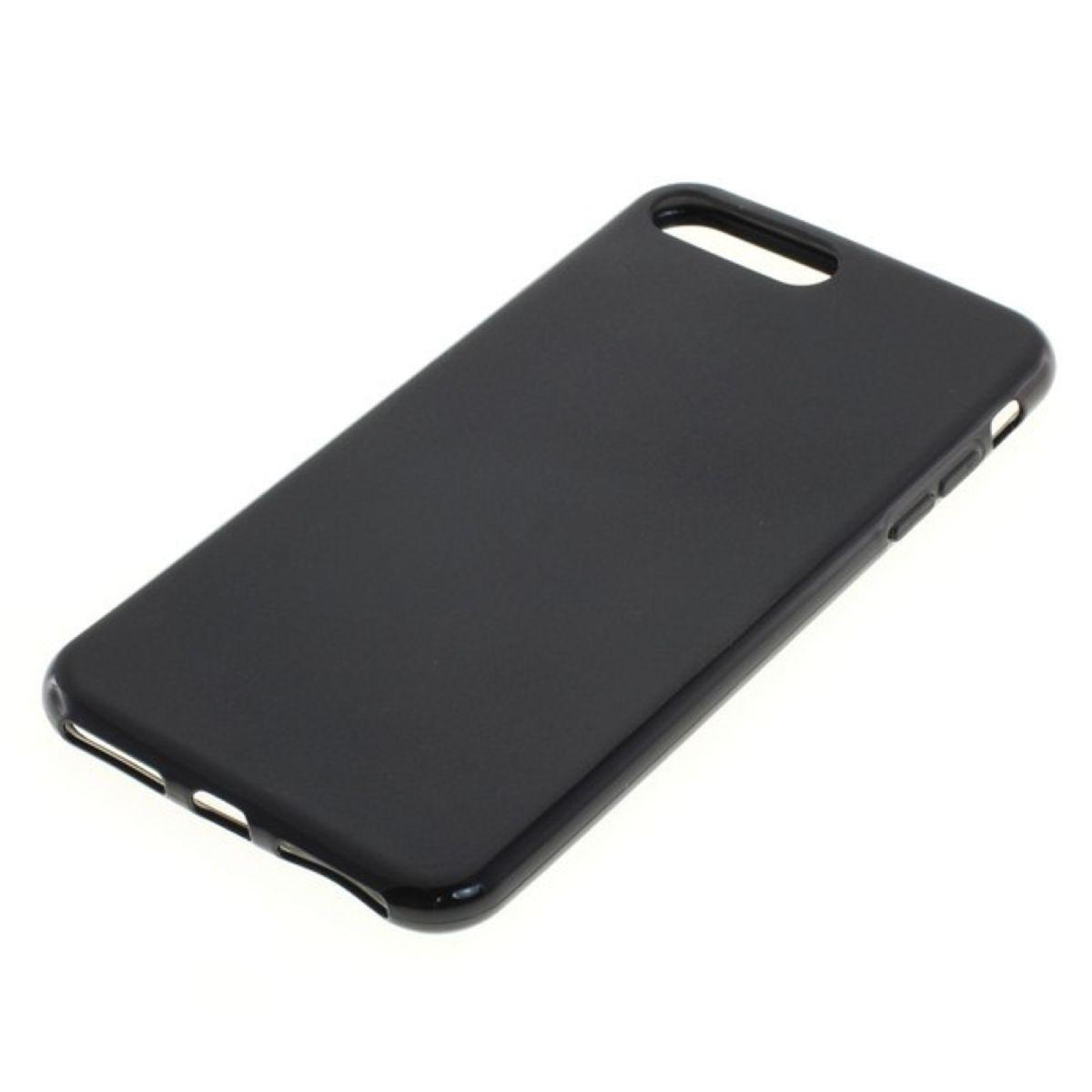 handyh lle tpu case f r handy apple iphone 7 plus schwarz. Black Bedroom Furniture Sets. Home Design Ideas