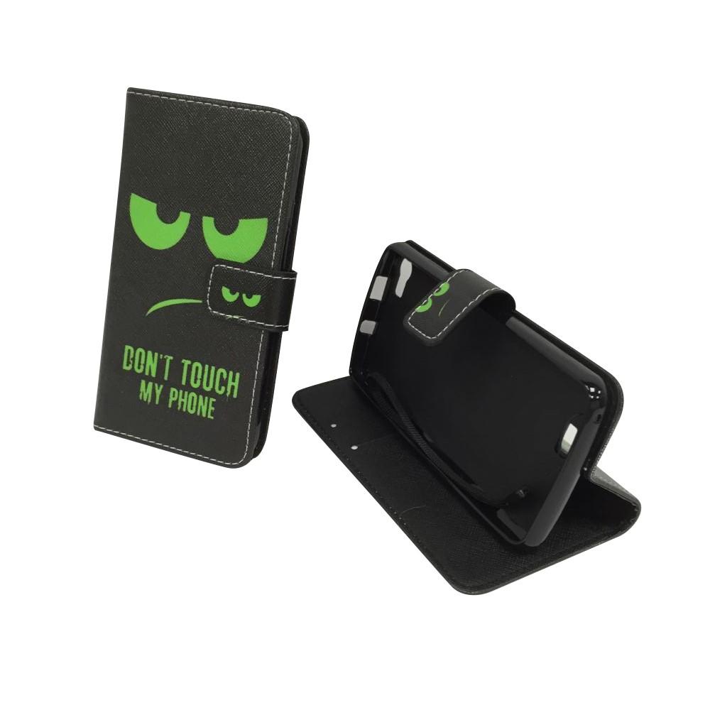 Etui coque pour t l phone portable wiko lenny don 39 t touch - Etui telephone portable ...